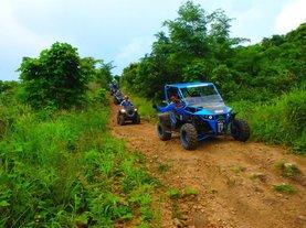 [파타야] ATV 정글 투어- 익스트림 투어