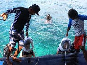 [파타야] 산호섬 해양 4종 + 유노모리 온센(오전/오후 투어)