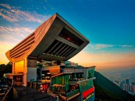 [홍콩] 피크트램&스카이테라스 (QR코드바로사용)