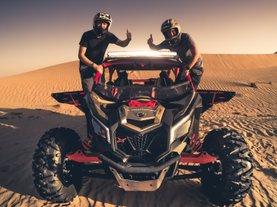 두바이 사막 액티비티 – 듄버기 운전 체험