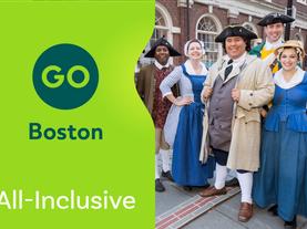 [보스턴] GO 카드 - 올 인클루시브 패스