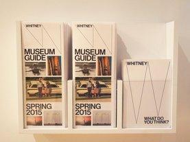 [뉴욕] 휘트니 미술관 입장권 Whitney