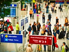 뉴욕 존에프케네디 공항 한국인 픽업(3인 기준)